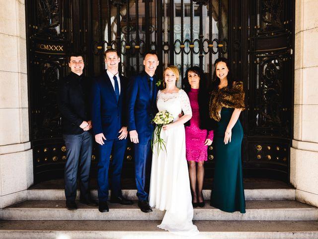 Il matrimonio di David e Martina a Udine, Udine 361