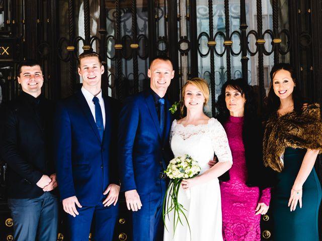 Il matrimonio di David e Martina a Udine, Udine 362