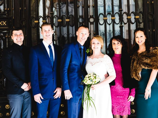 Il matrimonio di David e Martina a Udine, Udine 364