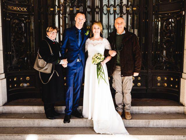 Il matrimonio di David e Martina a Udine, Udine 372