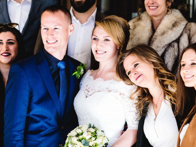 Il matrimonio di David e Martina a Udine, Udine 373