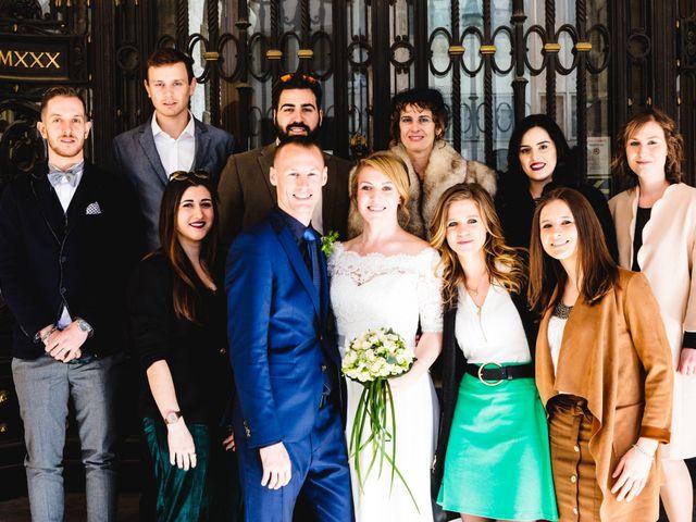 Il matrimonio di David e Martina a Udine, Udine 376