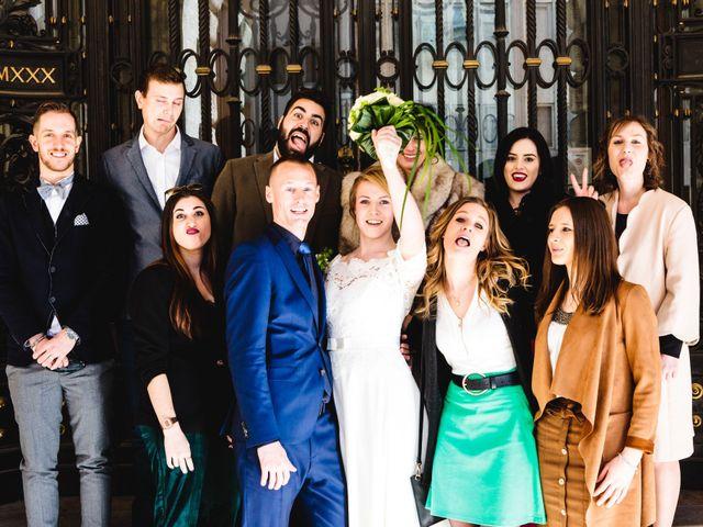 Il matrimonio di David e Martina a Udine, Udine 377