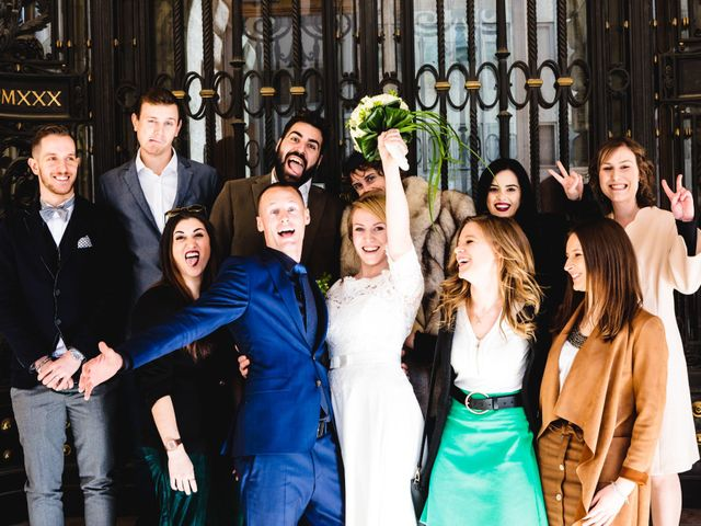 Il matrimonio di David e Martina a Udine, Udine 378