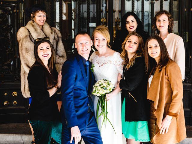 Il matrimonio di David e Martina a Udine, Udine 379