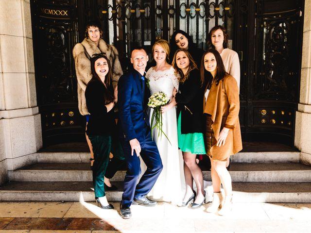 Il matrimonio di David e Martina a Udine, Udine 380