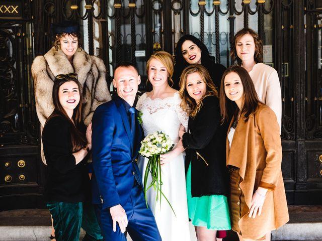 Il matrimonio di David e Martina a Udine, Udine 381