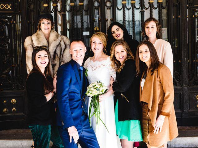 Il matrimonio di David e Martina a Udine, Udine 382