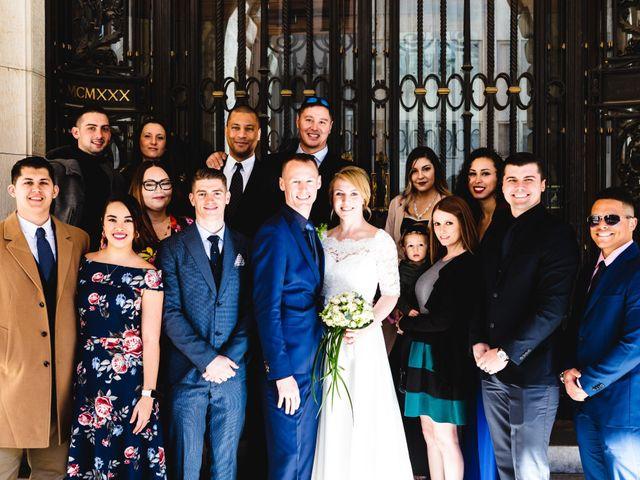 Il matrimonio di David e Martina a Udine, Udine 384