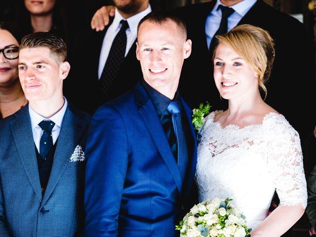 Il matrimonio di David e Martina a Udine, Udine 385