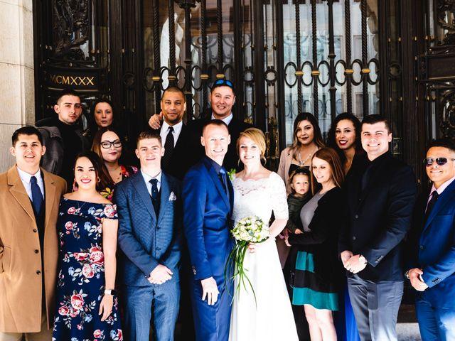 Il matrimonio di David e Martina a Udine, Udine 386
