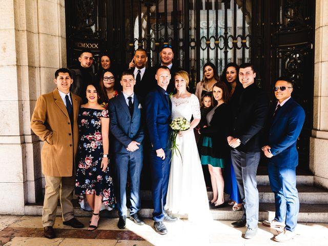 Il matrimonio di David e Martina a Udine, Udine 387