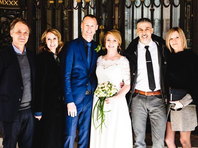 Il matrimonio di David e Martina a Udine, Udine 388