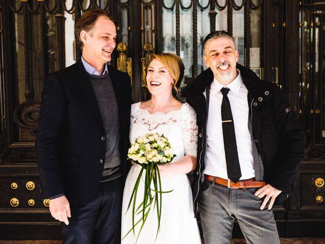 Il matrimonio di David e Martina a Udine, Udine 389