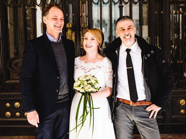 Il matrimonio di David e Martina a Udine, Udine 390