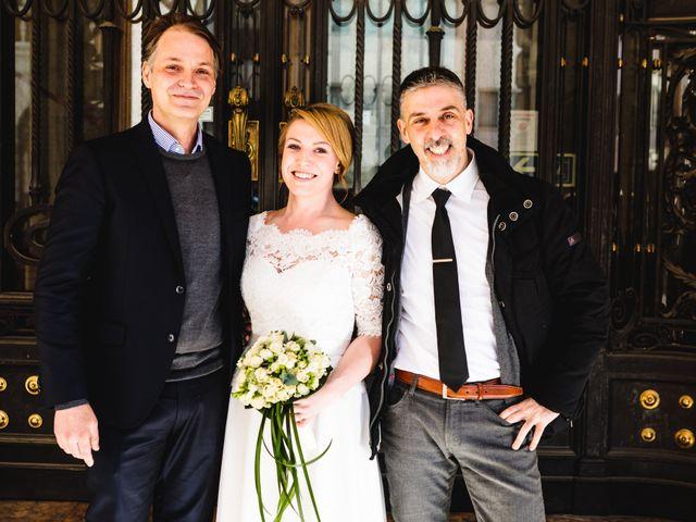 Il matrimonio di David e Martina a Udine, Udine 391
