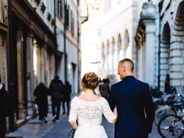 Il matrimonio di David e Martina a Udine, Udine 393