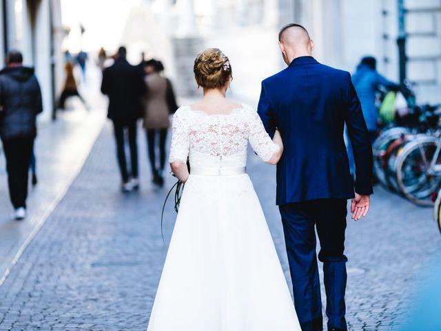 Il matrimonio di David e Martina a Udine, Udine 395