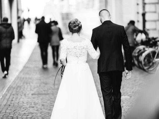 Il matrimonio di David e Martina a Udine, Udine 396