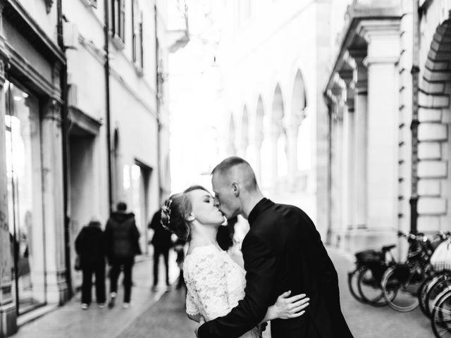 Il matrimonio di David e Martina a Udine, Udine 397