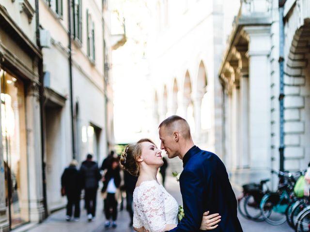 Il matrimonio di David e Martina a Udine, Udine 400