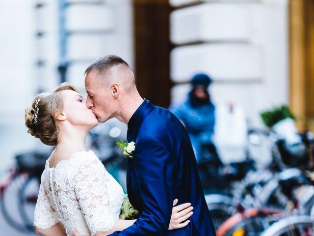 Il matrimonio di David e Martina a Udine, Udine 401