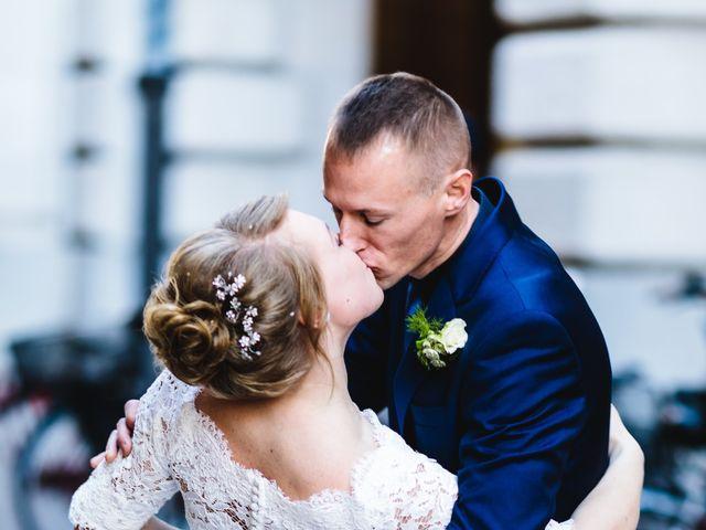 Il matrimonio di David e Martina a Udine, Udine 402