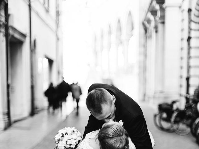 Il matrimonio di David e Martina a Udine, Udine 403