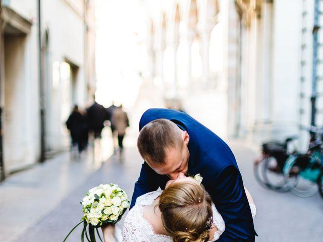 Il matrimonio di David e Martina a Udine, Udine 404