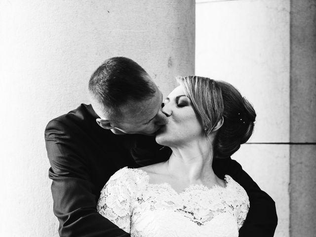 Il matrimonio di David e Martina a Udine, Udine 406