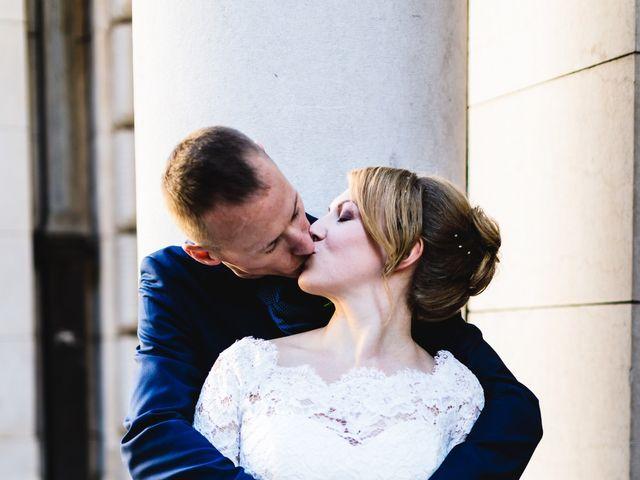 Il matrimonio di David e Martina a Udine, Udine 408