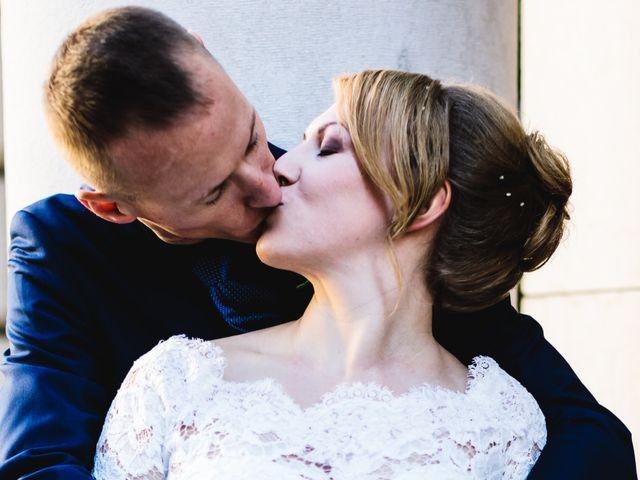 Il matrimonio di David e Martina a Udine, Udine 409