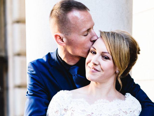 Il matrimonio di David e Martina a Udine, Udine 411
