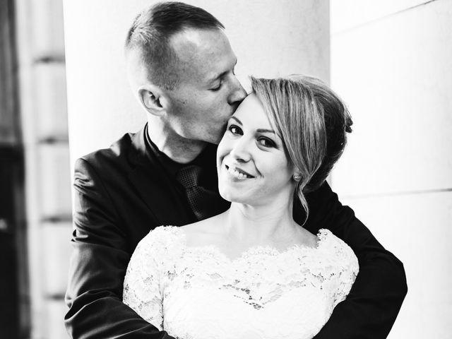 Il matrimonio di David e Martina a Udine, Udine 412