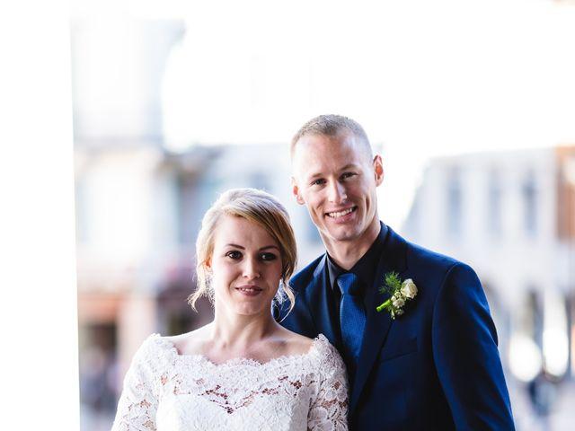 Il matrimonio di David e Martina a Udine, Udine 414