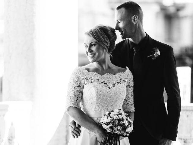 Il matrimonio di David e Martina a Udine, Udine 416