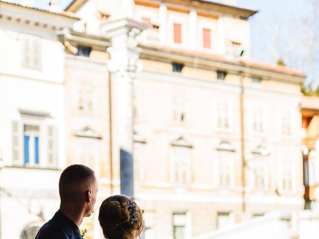 Il matrimonio di David e Martina a Udine, Udine 418