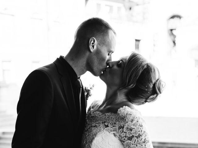 Il matrimonio di David e Martina a Udine, Udine 422