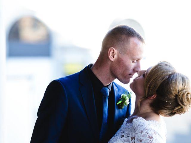 Il matrimonio di David e Martina a Udine, Udine 423