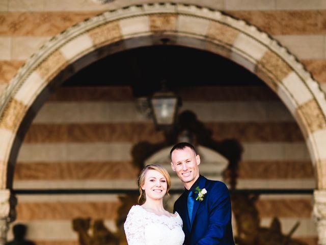 Il matrimonio di David e Martina a Udine, Udine 426