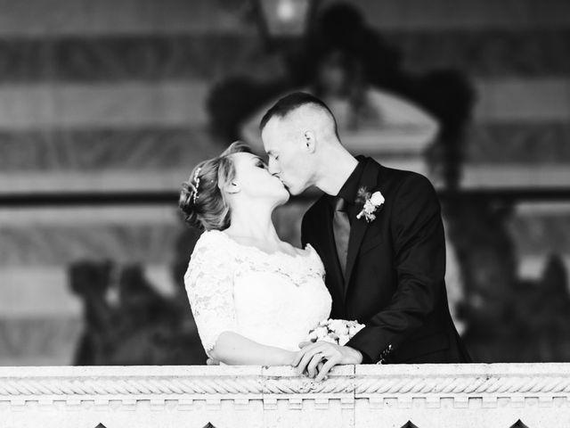 Il matrimonio di David e Martina a Udine, Udine 428
