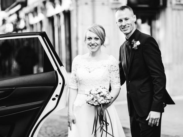 Il matrimonio di David e Martina a Udine, Udine 430