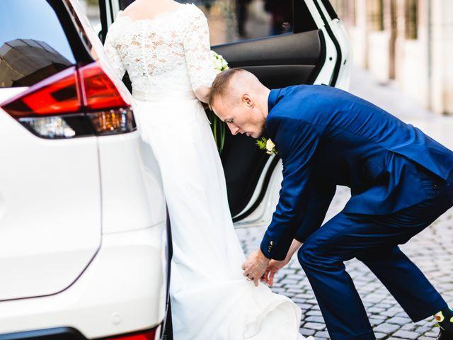 Il matrimonio di David e Martina a Udine, Udine 431