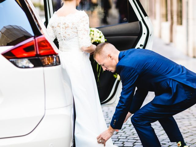 Il matrimonio di David e Martina a Udine, Udine 432