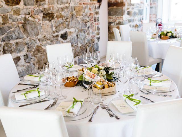 Il matrimonio di David e Martina a Udine, Udine 442