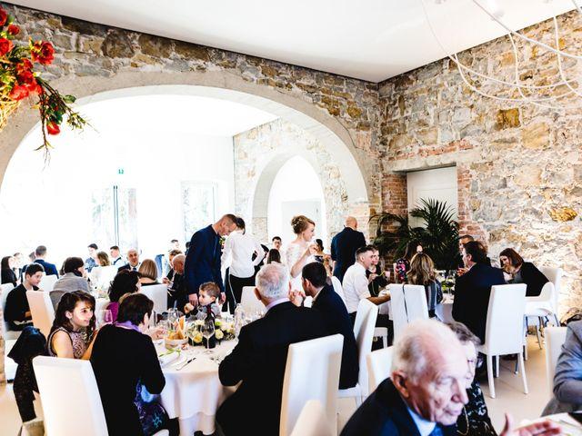 Il matrimonio di David e Martina a Udine, Udine 458