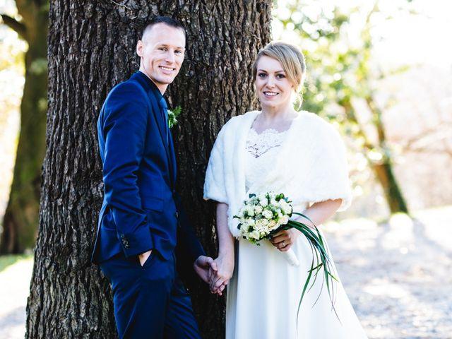 Il matrimonio di David e Martina a Udine, Udine 470