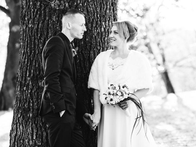 Il matrimonio di David e Martina a Udine, Udine 471