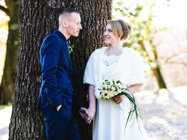Il matrimonio di David e Martina a Udine, Udine 472