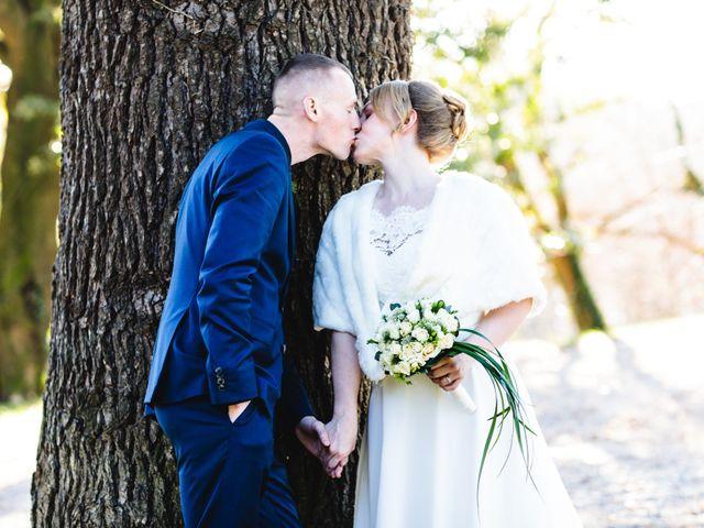 Il matrimonio di David e Martina a Udine, Udine 473